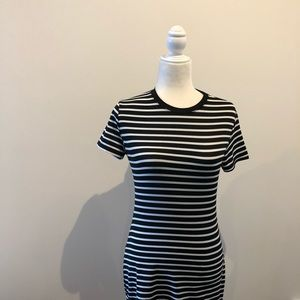 nwot fitted dress